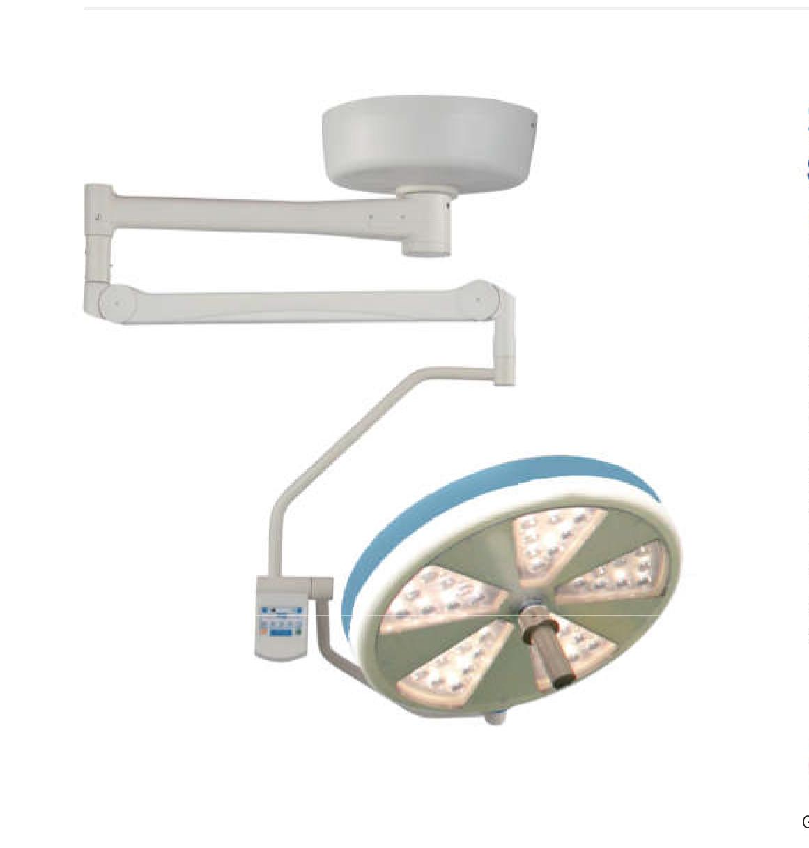 Đèn mổ 01 nhánh SOLARMAX LED 56