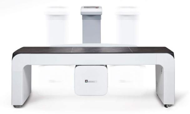 Máy đo loãng xương Xquang toàn thân Inalyzer Air